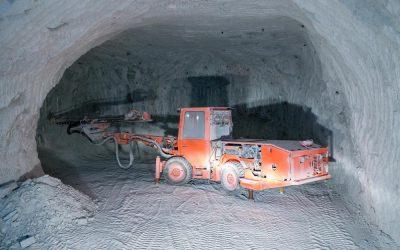 Création d'un site internet pour une entreprise d'extraction de minéraux
