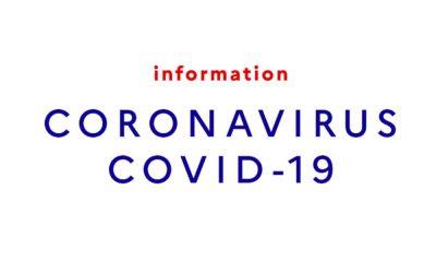 Dispositif Covid-19 – Nos mesures sanitaires durant le reconfinement