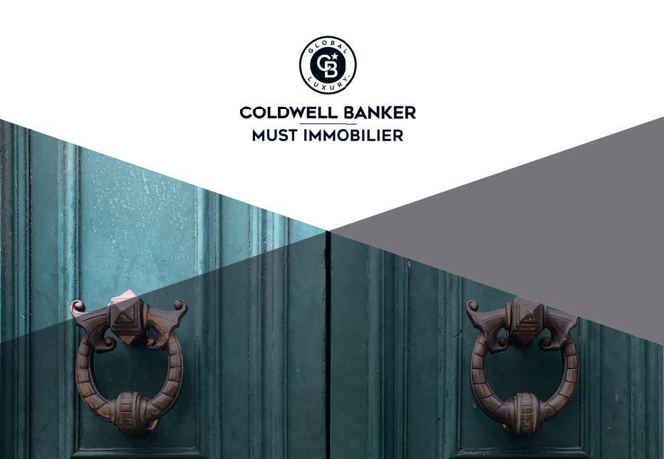 Création d'une brochure commerciale pour une agence immobilière